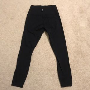 Lululemon wunder under full length leggings